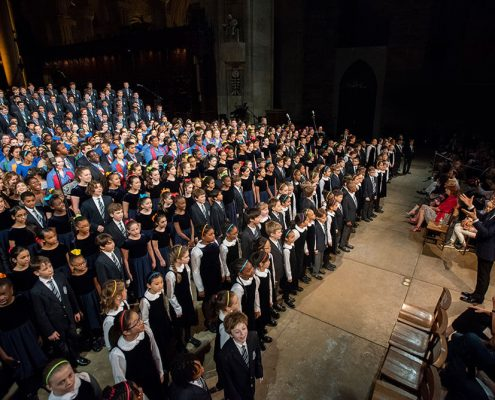 Young People's Chorus of New York City