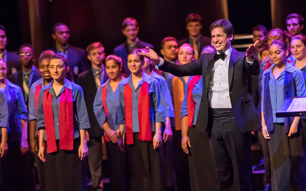 Young People's Chorus of New York City launches YPC National