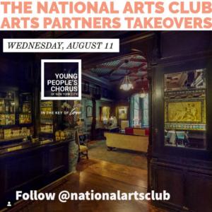 National Art Club Instagram Post