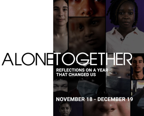 Alone Together Graphic